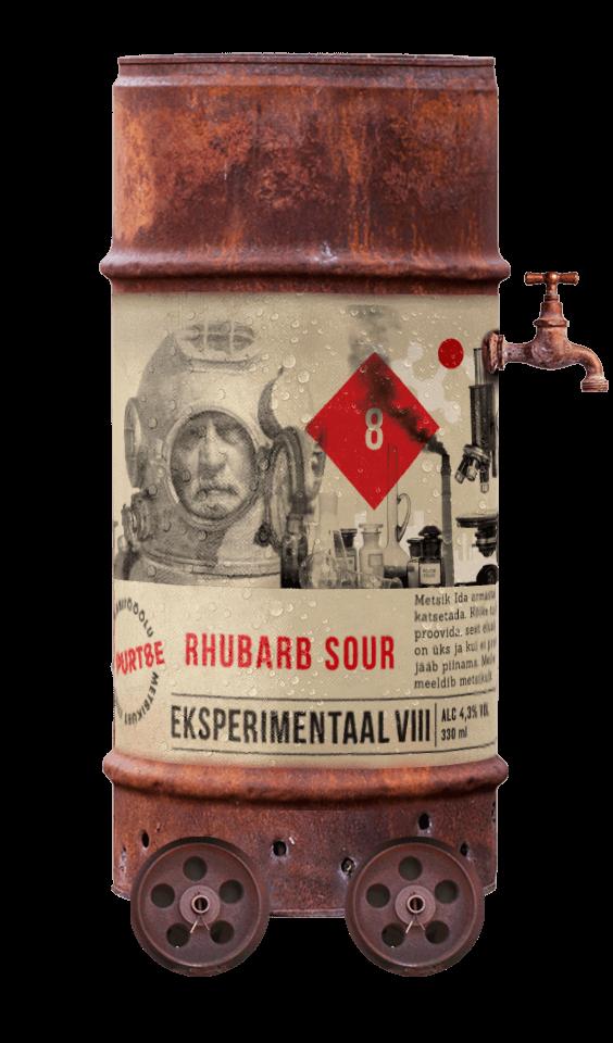 eksperimentaal 8